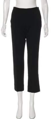 Diane von Furstenberg Floyd Two Mid-Rise Cropped Pants