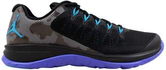 Jordan Air Flight Runner 2 Black/Blue Lagoon-Bright Concord
