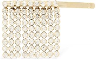 Les Petits Joueurs Silver Crystal Hair Pin