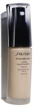 Shiseido Synchro Skin Glow Luminizing Fluid Foundation Broad Spectrum SPF 20/1.0 oz.