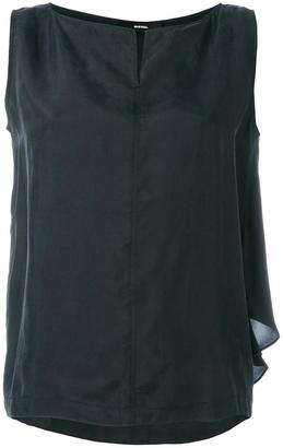 Diesel classic tank top $144.71 thestylecure.com