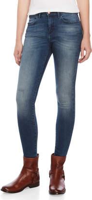 Wrangler Vintage Blue Skinny Jeans