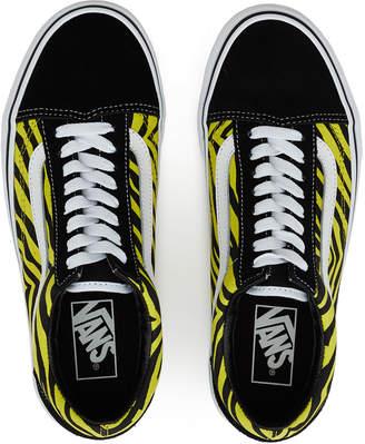 Vans Zebra Old Skool Sneaker
