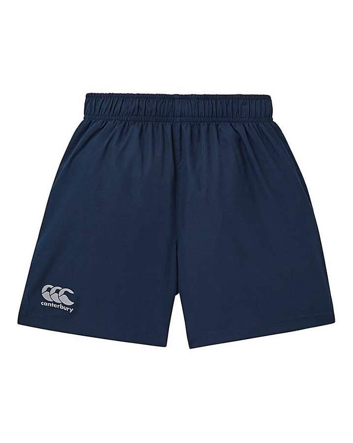 Boys Vapodri Woven Run Shorts