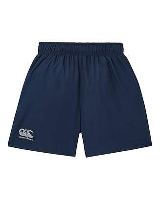 Canterbury of New Zealand Boys Vapodri Woven Run Shorts
