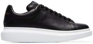 Alexander McQueen oversized sole sneakers