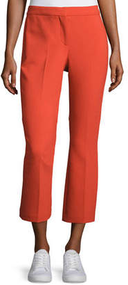 Theory Erstina Pioneer Cropped Pants