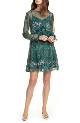 Ted Baker Sorella Long Sleeve Dress