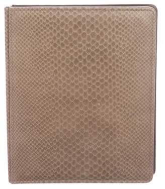 BEIGE Elisabeth Weinstock Nottingham Embossed iPad Case Elisabeth Weinstock Nottingham Embossed iPad Case