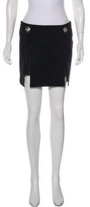 Versace Mini Flared Skirt w/ Tags