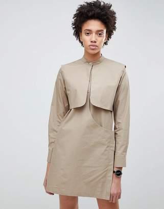 Asos Mini Shirt Dress