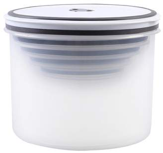 10 Piece Gourmet Kitchen Round Food Containers & Lids