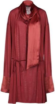 Ann Demeulemeester Short dresses - Item 34893566EF