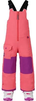 Burton Minishred Maven Bib Pant - Toddler Girls'