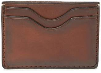 John Varvatos Bushwick Leather Credit Card Case