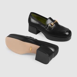95b35fa8ae6 Heeled Womens Platforms Loafers - ShopStyle UK