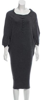 AllSaints Cowling Sweater Dress