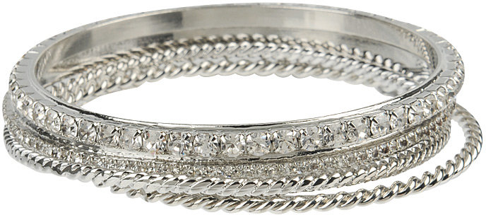 Jeweled Bracelet Set