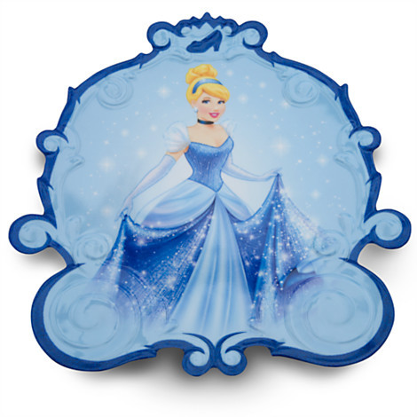Disney Cinderella Plate