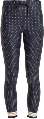 The Upside Polka-dot performance leggings