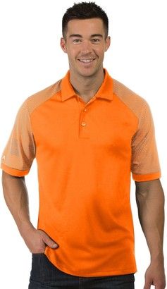 Antigua Men's Engage Regular-Fit Colorblock Performance Golf Polo