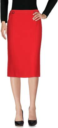 Diana Gallesi Knee length skirts