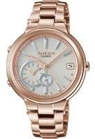Casio Ladies Sheen Time Ring Bluetooth Hybrid Smartwatch Alarm Watch SHB-200CG-9AER