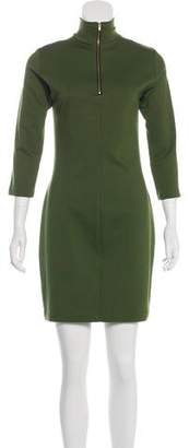 Amanda Uprichard Knit Knee-Length Dress