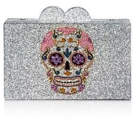 GiGi Girls' Skull Glitter Box Bag