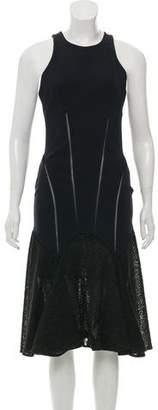 Jonathan Simkhai Sleeveless Midi Dress w/ Tags