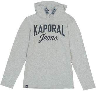 Kaporal 5 Long-Sleeved Hooded T-Shirt, 10-16 Years