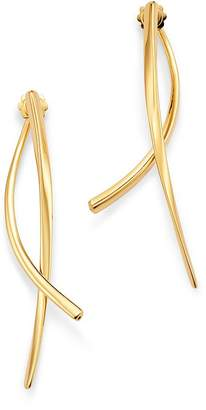 Roberto Coin 18K Yellow Gold Oro Classic Ear Jackets