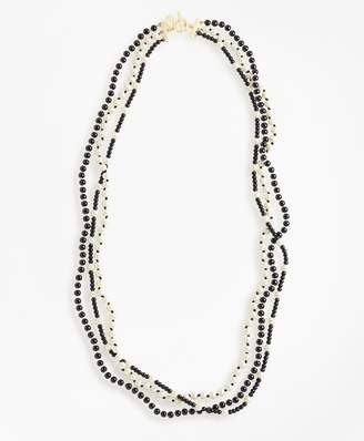 Brooks Brothers Three-Strand Necklace