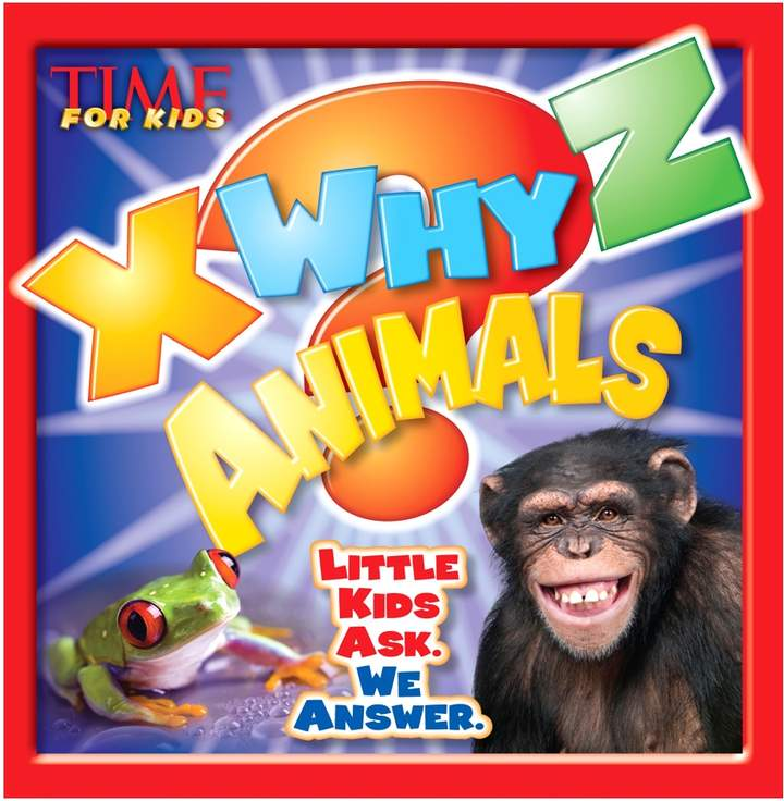 Time Inc. X Why Z Animals