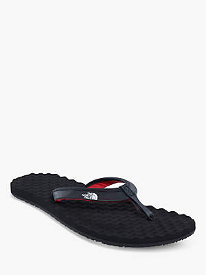 The North Face Base Camp Women's Mini Flip-Flop, Black/Red