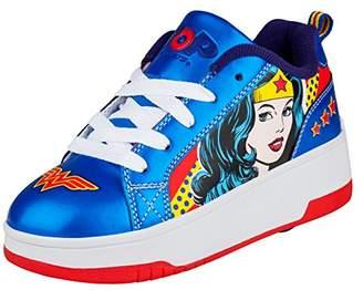 Heelys Girls' Pop Shoes Bash Wonderwoman Trainers,35 EU