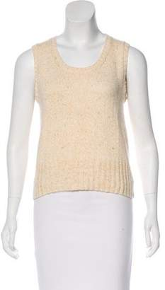 Iris von Arnim Sleeveless Knit Top