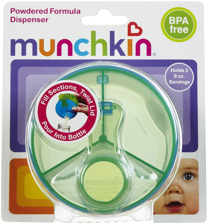 Munchkin Powder Formula Dispenser - Blue