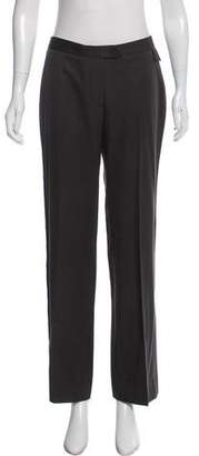 CNC Costume National Mid-Rise Wool Pants