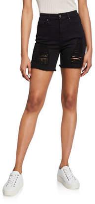 Good American The Cutoffs Shorts - Inclusive Sizing
