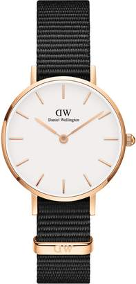 Daniel Wellington Classic Petite NATO Strap Watch, 28mm