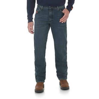 Wrangler Fire-Resistant Advanced Comfort Regular-Fit Jeans