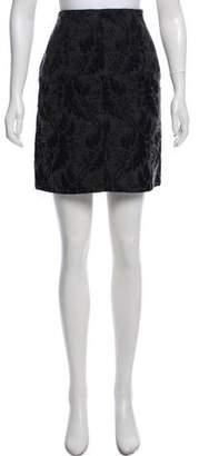 Marni Matelassé Mini Skirt