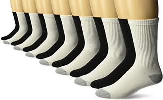 Gildan Men's Crew Socks