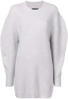 Isabel Marant oversized longline sweater