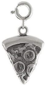 QVC Sterling Pizza Slice Charm