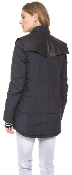 Gryphon Puffer Coat