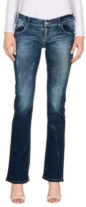 Eco Denim trousers