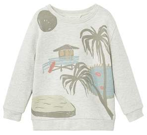 MANGO Palms trees sweatshirt