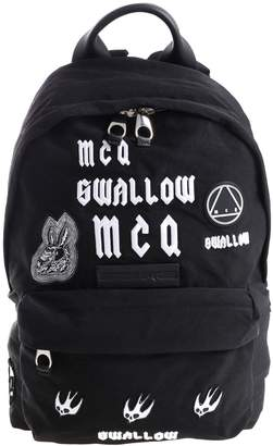 McQ Graphic Print Backpack